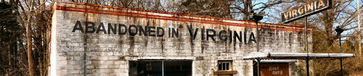 Abandoned in Virginia